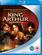 KING ARTHUR - BLU-RAY - REGION B UK