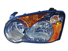 Subaru Impreza 04 Blob Eyes Head Light With Bulb Lh