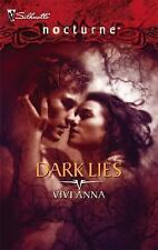 Dark Lies (Silhouette Nocturne), Anna, Vivi, 0373617739, Book, Good