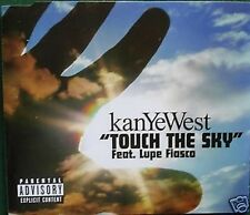 kanYeWest Touch the Sky ft. Lupe Fiasco Absolutely Excellent Condition CD Single