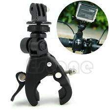 Handlebar For GoPro Hero 1 2 3 3+  Camera Seatpost Clamp Roll Bar Mount Adapter
