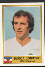 Football Sticker - Panini Euro Football 1976 - No 165 - Jurica Jerkovic