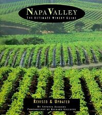 Napa Valley Winery Guide Rev Allegra, Antonia Paperback
