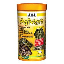 JBL Agivert 250ml - Nourriture Tortues de terre Bâtons fourragères Granulé bois