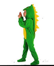 Childrens Dinosaurio Fancy Dress Costume Jurassic Park Niños Niños Disfraz 2-3 años