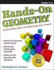 Hands-on Geometry : Constructions with a Straightedge and Compass by...