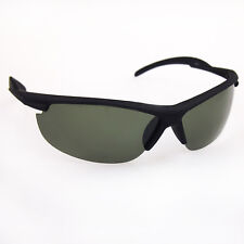Men's Polarized Sports Sunglasses Golf Driving Cycling Fishing Green Lens