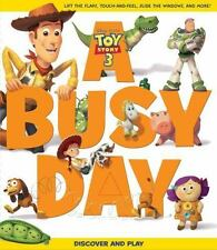A Busy Day (Discover and Play (Busy Book))