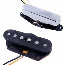 Fender Custom Shop Twisted Tele Guitar Replacement Alnico 5 Pickup Set of 2