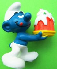 Schtroumpf gateau mac donald Smurf mac do puffi  pitufo puffo mac do macdo TR