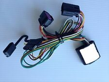 Can-Am Spyder RT and ST Trailer quick connect 4 flat pins wiring harness