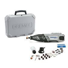 Dremel 8220-1/28 12-Volt 28-Piece Quick Collet Lock Cordless Rotary Tool Kit