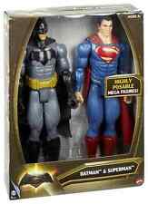 "Mattel Batman v Superman DC Dawn Justice Film Action Figure Kids Posable 12"" Toy"