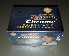 2000 BOWMAN CHROME DRAFT PICKS AND PROSPECTS SEALED SET! HTA! FREE SHIP!