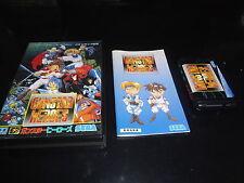 Gunstar Heroes Sega Megadrive Japan