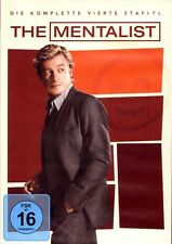 THE MENTALIST (Simon Baker), Staffel 4 (5 DVDs) NEU+OVP