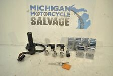 1985 85 Honda GL1200 Goldwing Limited Lock Set Ignition Switch  S119087-38A
