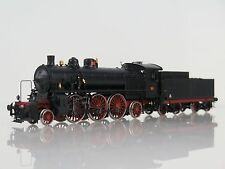 GL29 - BRASS MODEL - TOP-TRAIN 680146 Locomotiva a vapore GR.680.146 FS ep. III.