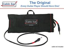 Guitar Cord Carrier - Cable Organizer - Adjusts Cord Length - CABLE SAX ORIGINAL
