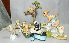 CLASSICS WALT DISNEY COLLECTION TEN FIGURINES - BAMBI DUMBO HERCULES - LB-C1087