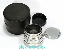 Early Russian Jupiter-8 lens 2/50 mm 1958 year M39 mount.Excellent.CLA.№5865443