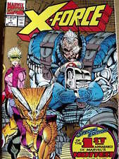 X-FORCE n°1 1991  ed. Marvel Comics  [G.220]
