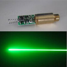 High Quality 100mW 532nm laser module /Stage laser lighting / DIY laser module