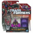 ** Transformers Generations Fall of Cybertron Frenzy and Ratbat ** Hasbro NEW!