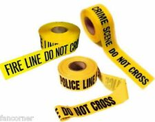 Les experts Lot 3 Bandes Police Fire vu dans séries US crime scene police tape