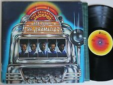RON BANKS AND THE DRAMATICS THE DRAMATIC JACKPOT ORIG US SOUL LP 1975 MINT-