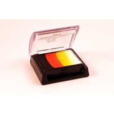 Eulenspiegel face paints -Split Cake -Flame- 6ml - free uk postage