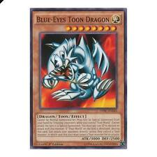 Blue-Eyes Toon Dragon - DPBC-EN043 - Common - 1st Edition - Yugioh