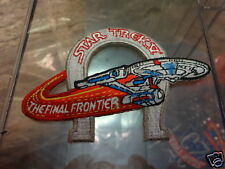 Star Trek 5 The Final Frontier with USS Enterprise Patch P204