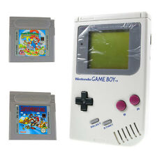 Nintendo Game Boy Classic + Super Mario Land 1 y 2 a Golden coint impecable