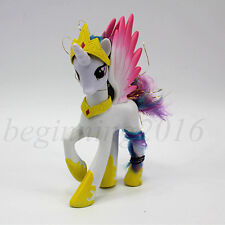 My Little Pony Friendship is Magic Snow Globe Princesse Celes & Crown Figure Toy
