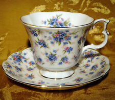 ROYAL ALBERT *COVENT GARDEN* TEA CUP & SAUCER SET from NELL GWYNNE SERIES