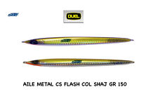 VERTICAL JIG AILE FLASH METAL DUEL CS 150 GR SHAJ 18 CM