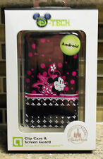 New Disney Parks Pop Dots MINNIE HTC Thunderbolt Android Smartphone Clip Case
