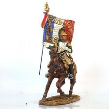 NAP042 Standard Beraer of the Empress Dragoons by Cold Steel Miniatures