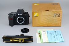 [TOP MINT] Nikon F6 35mm SLR Film Camera Body w/BOX & Strap Shutter cover #N406