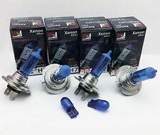 4 x H7 12V 477 2 x W5W 501 Xenon High Low Car Lamp Bulbs 55W D