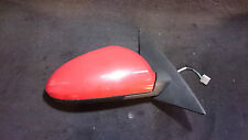 Nissan Primera P12 WING MIRROR Red OS Driver Side Electric 2001 - 2008