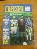 19/03/1998 Chelsea v Real Betis [European Cup Winners Cup] . Thanks for viewing
