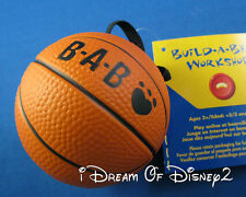 NEW TEDDY SIZE BABW BASKETBALL BUILD-A-BEAR TOY SPORTS CLOTHES ACCESSORY