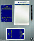 UNITED AIRLINES ROYAL PACIFIC SERVICE PLAYING CARDS-SEALED-NOTEPAD/PENCIL