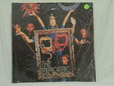The Explorers Explorers 1985 Virgin Records UK Pressing V2341 NEW WAVE Sealed LP