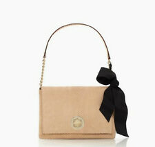 Kate Spade New York Windsor Palace Autumn Beige Leather Shoulder Bag New ($598)