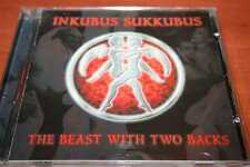 INKUBUS SUKKUBUS The beast with two backs ! BONUS PENDANT VERY RARE HARD TO FIND