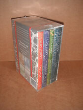 The Giver Quartet 20th Anniversary Boxed Set by Lois Lowry Hardcover NEW