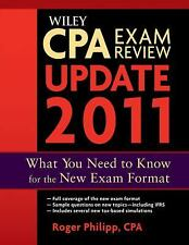 Wiley CPA Exam Review 2011 Update-ExLibrary